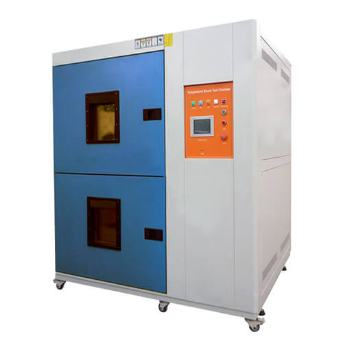 2 Zone Thermal Shock Chamber 01