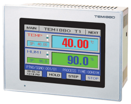 TEMI880 LCD controller
