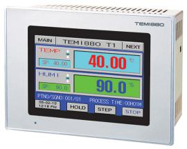 TEMI 880 LCD controller
