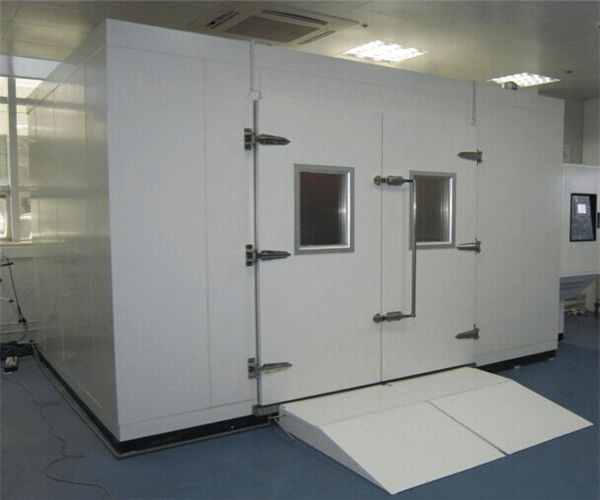 Walk-In Constant Temperature Humidity Chamber 01