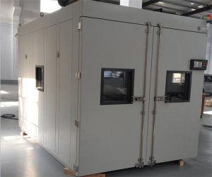 Walk-In High Temperature Aging Test Room 01