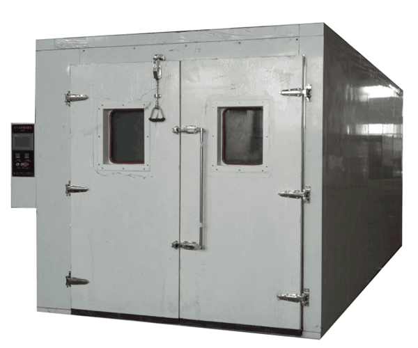 Walk-In High Temperature Aging Test Room02