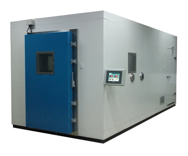 Walk in high low temperature damp heat test chamber for Chambre walk in