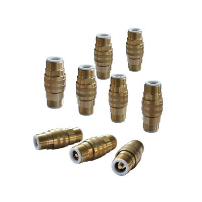 Brass quick joint 01